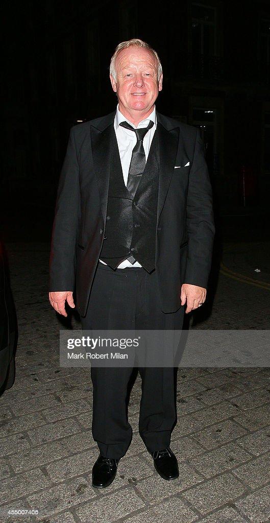 London Celebrity Sightings -  September 8, 2014 : News Photo