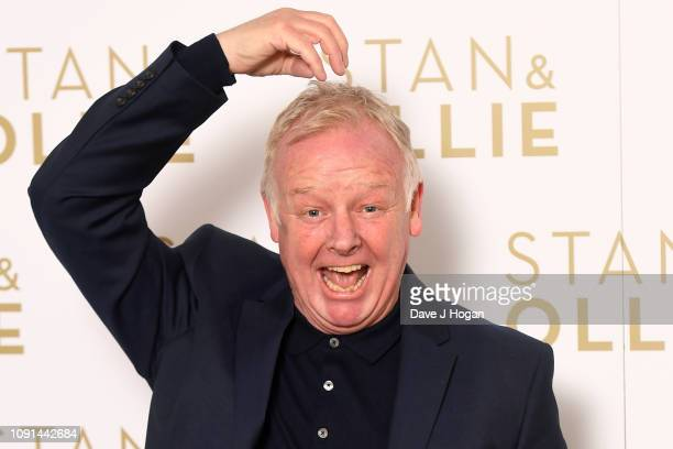 Les Dennis attends a special screening of Stan Ollie at Soho Hotel on January 08 2019 in London England