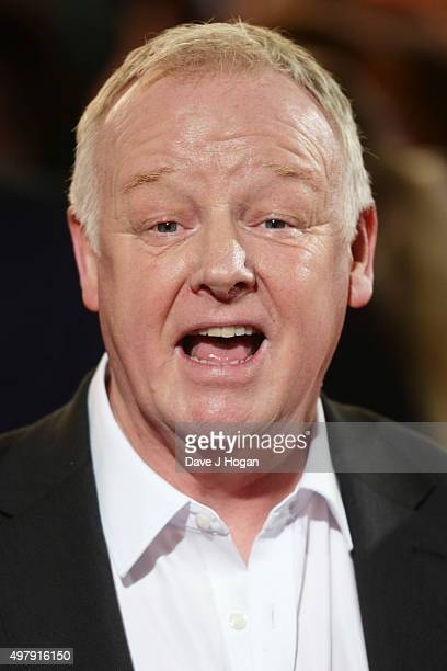 Les Dennis attends the ITV Gala at London Palladium on November 19 2015 in London England