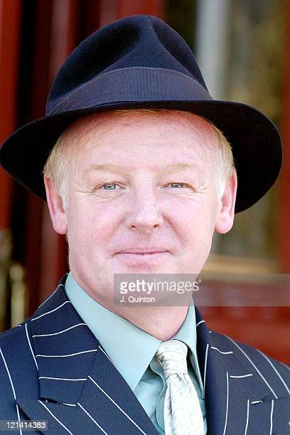 Les Dennis during Kiss Me Kate Photocall at New Wimbledon Theatre in London Great Britain