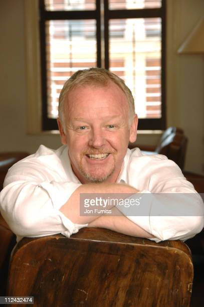 Les Dennis during Les Dennis Portrait Session July 25 2006 at Private Residence in London Great Britain