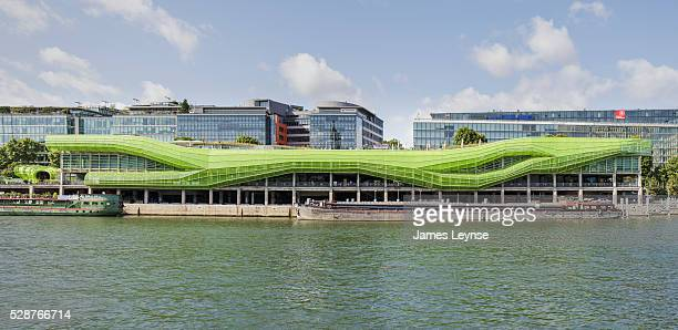 Les Docks – Cit�� de la Mode et du Design in Paris The building was designed by architects Dominique Jakob and Brenda MacFarlane The building opened...