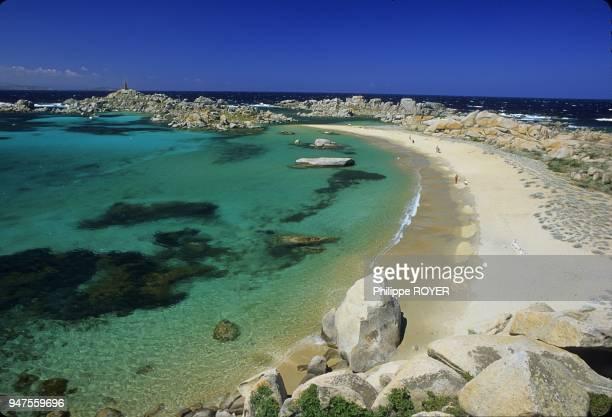 les iles Lavezzi Corse France Lavezzi islands Corsica France