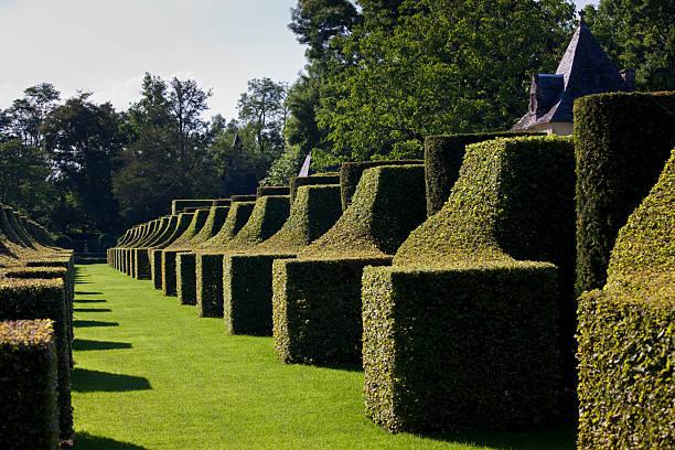 gardens manoir deyrignac france - Jardin D Eyrignac
