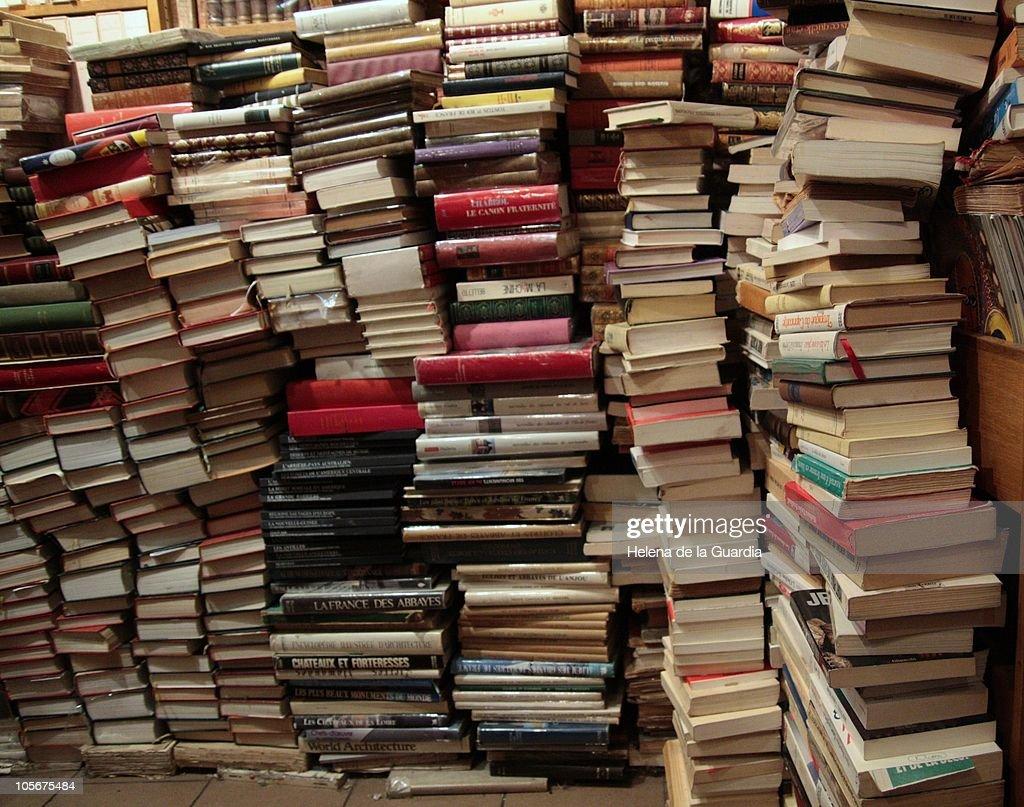 ..les livres.. : Stock Photo