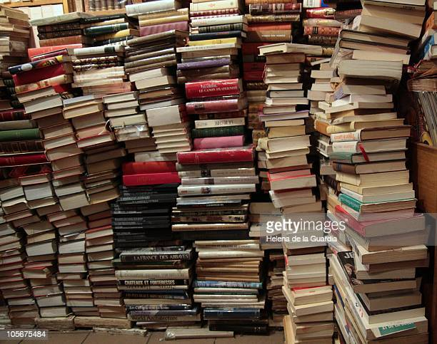 ..les livres..