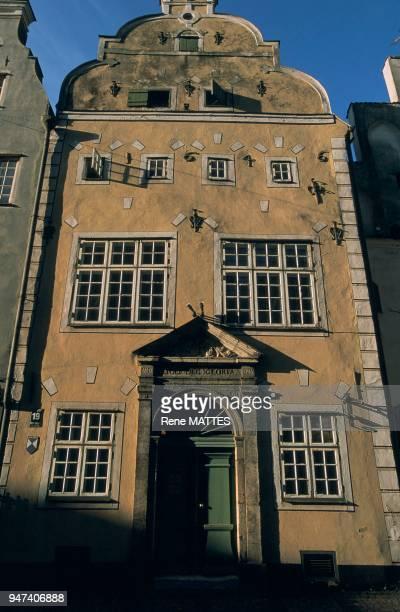 Les maisons des trois frères datées du XVème XVIIème et XVIIIème siècles figurent parmi les plus anciennes de Riga Elles sont situées aux n°17 19 et...