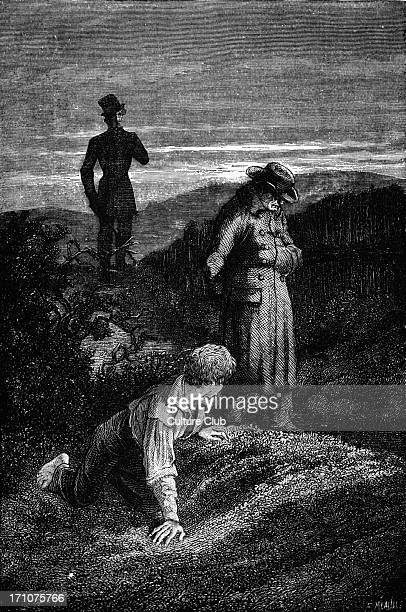 Les Miserables Les Miserables by Victor Hugo First published 1862 Original illustration by Emile Bayard Caption reads Succor from below French poet...