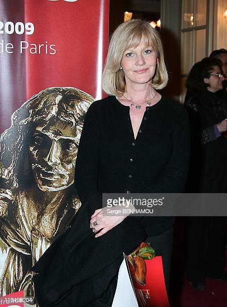 'Les Molieres' Press Conference At The 'Theatre De Paris' In Paris, France On March 30, 2009 - Elisa Servier.