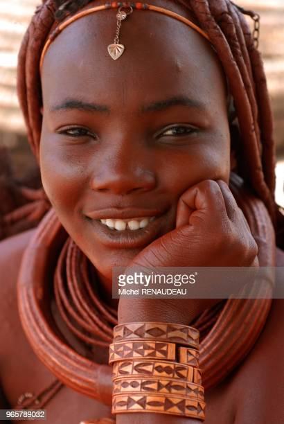 Les montagnes du Kaokoland nordouest de la Namibie sont un véritable bastion sauvage Les himbas peuples de pasteurs nomades y vivent depuis plus de...