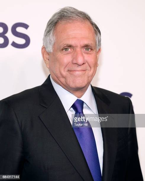 Les Moonves attends the 2017 CBS Upfront at The Plaza Hotel on May 17 2017 in New York City