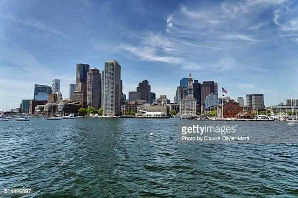 Les quais de Boston /Boston Wharf