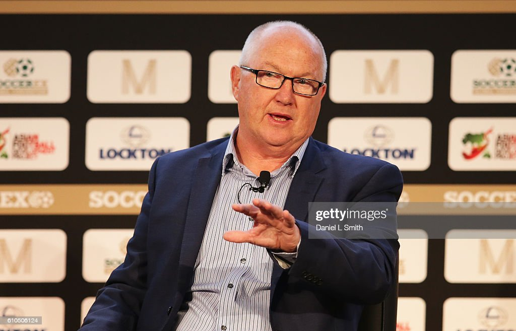 Soccerex Global Convention 2016 Day 1 : News Photo