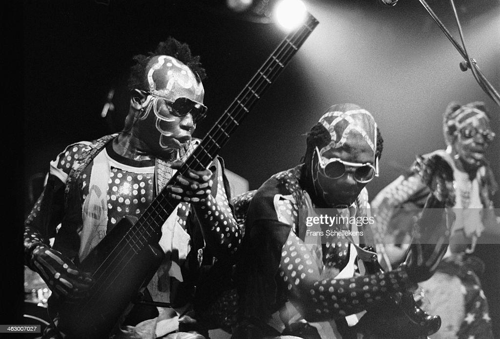 Les Têtes Brulees 1990 : Nieuwsfoto's