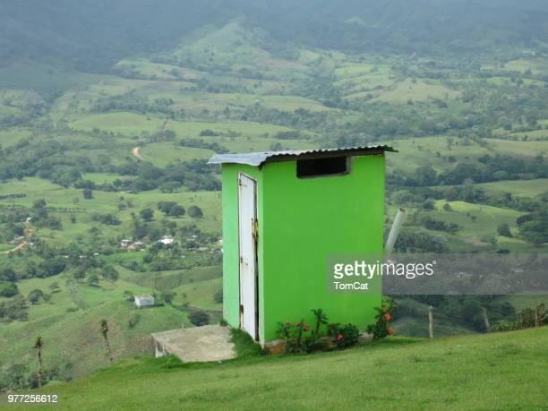 Les toilettes les plus dangereuses du monde ...