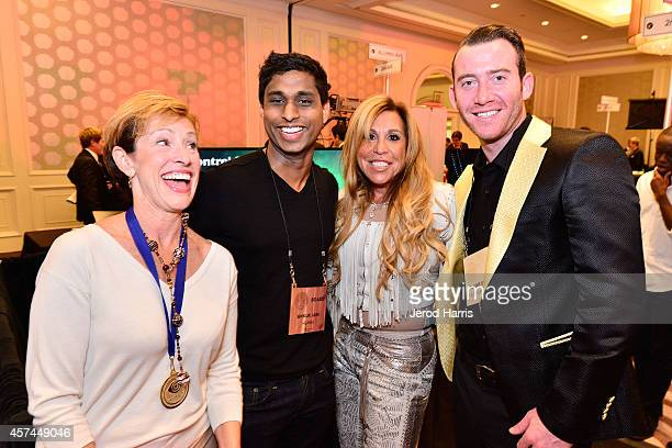 Lesa Mitchell Founder and Chairman of the Kairos Society Ankur Jain Founder and CEO of Patriarch Partners Lynn Tilton and CEO of 1st Round...