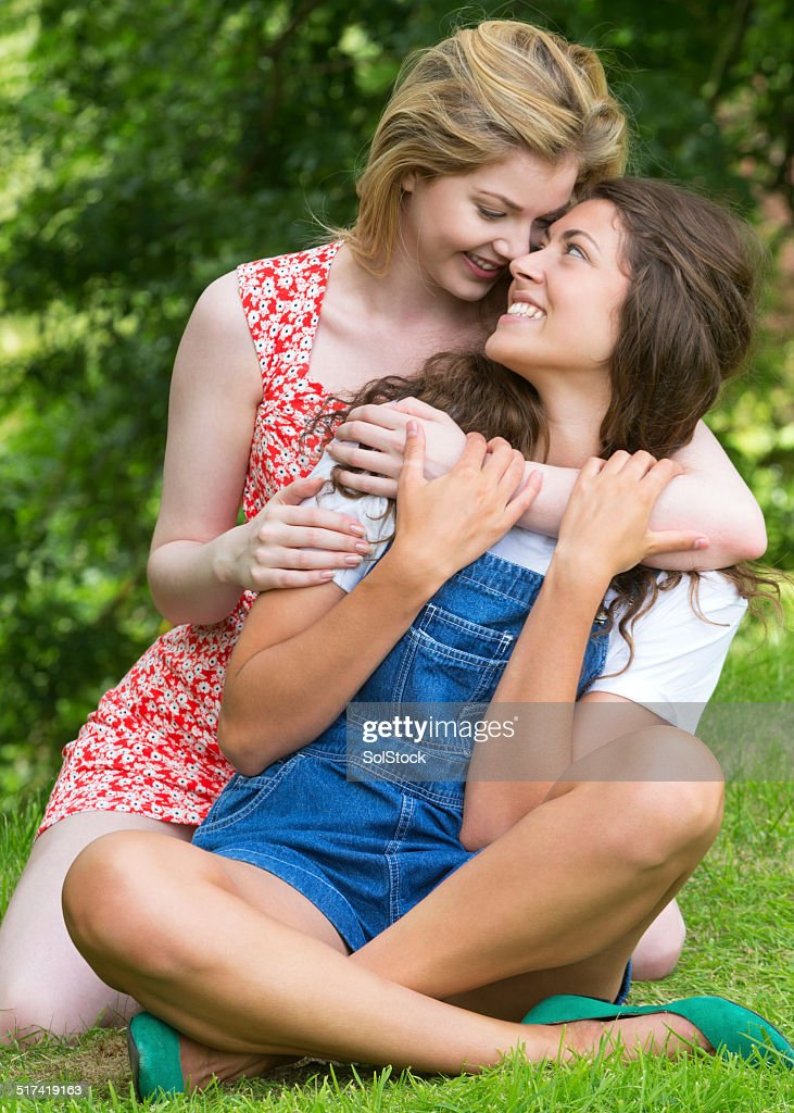 Lesben Paar Momente — Stockfoto © Rawpixel #131604166