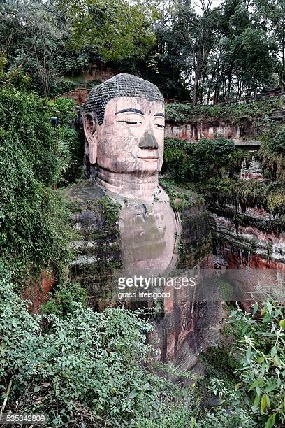 Leshan Buddha Statue