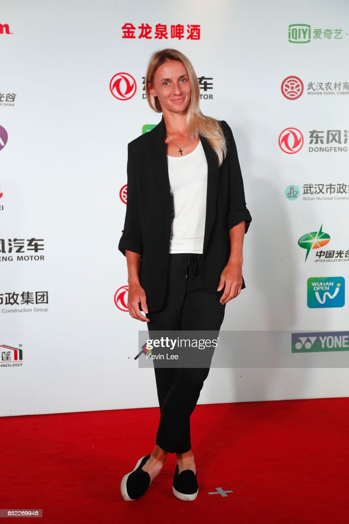 2017 Wuhan Open - Players Party & Preview