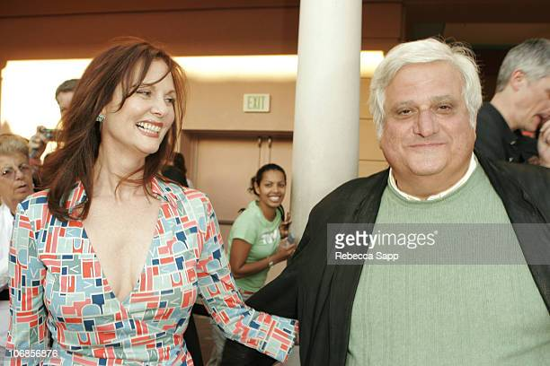 """Lesley Ann Warren and Michael Lerner during 10th Annual Palm Beach International Film Festival - Opening Film """"When Do We Eat?"""" at Muvico Parisian 20..."""