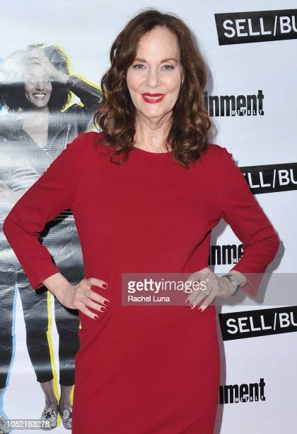 Lesley Ann Warren arrives at opening night of 'Sell/Buy/Date' at the Los Angeles LGBT Center on October 14 2018 in Los Angeles California