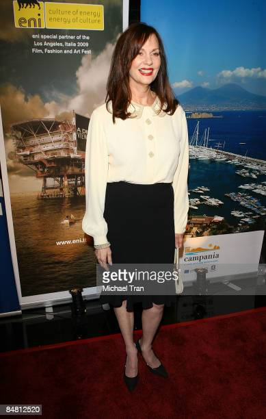 Lesley Ann Warren arrives to the 4th Annual Los Angeles Italia Film Fashion and Art Festival opening night ceremony held at the Mann Chinese 6...
