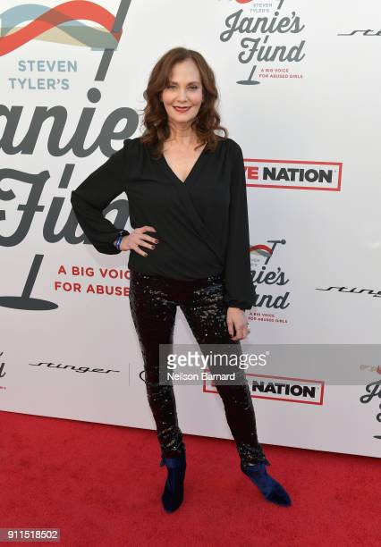Lesley Ann Warren at Steven Tyler and Live Nation presents Inaugural Gala Benefitting Janie's Fund at Red Studios on January 28 2018 in Los Angeles...