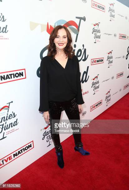Lesley Ann Warren at Steven Tyler and Live Nation presents Inaugural Gala Benefitting Janie's Fund at Red Studios on January 28, 2018 in Los Angeles,...