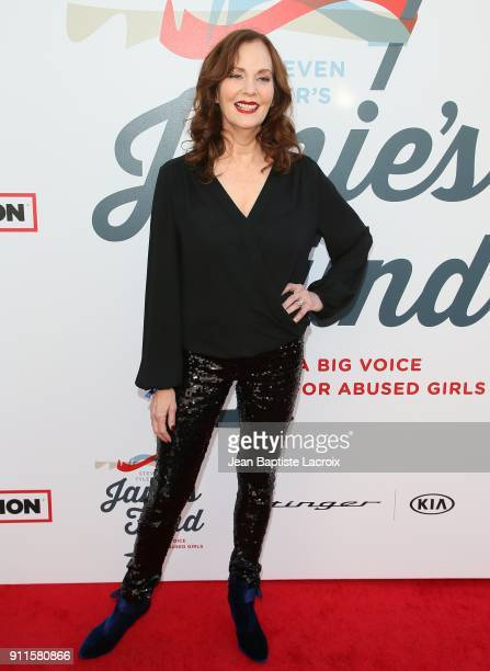 Lesley Ann Warren at Steven Tyler and Live Nation presents Inaugural Janie's Fund Gala GRAMMY Viewing Party at Red Studios on January 28 2018 in Los...