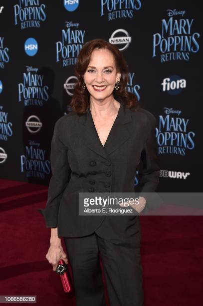 Lesley Ann Warren attends Disney's 'Mary Poppins Returns' World Premiere at the Dolby Theatre on November 29 2018 in Hollywood California