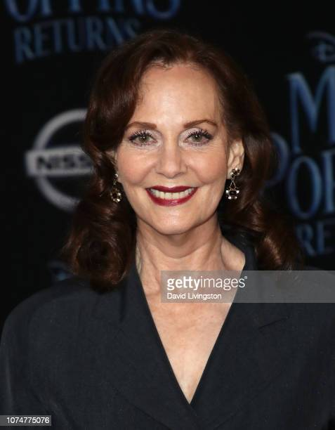 Lesley Ann Warren attends the premiere of Disney's Mary Poppins Returns at the El Capitan Theatre on November 29 2018 in Los Angeles California