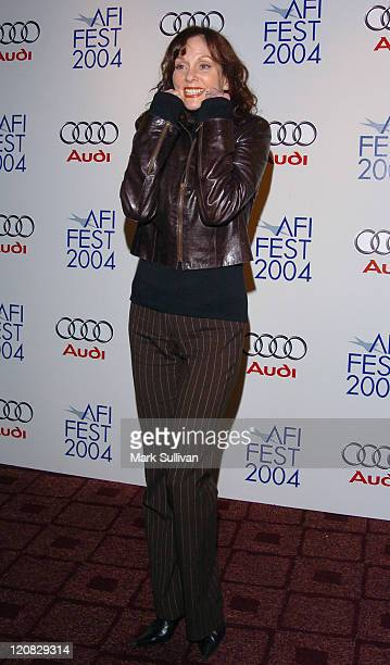 """Lesley Ann Warren during 2004 AFI Film Festival - """"My Tiny Universe"""" Premiere - Arrivals at ArcLight Hollywood in Hollywood, California, United..."""
