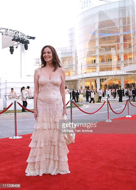 Lesley Ann Warren during Cartier Presents the Renee and Henry Segerstrom Concert Hall Opening Gala Arrivals at Orange County Performing Arts Center...