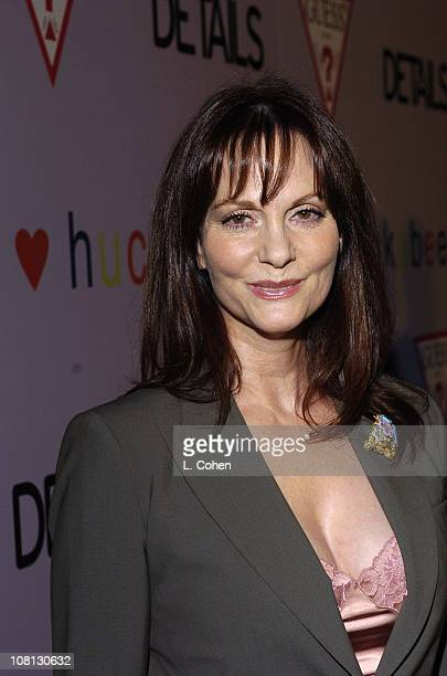 Lesley Ann Warren during Details Magazine and GUESS Host I Heart Huckabees Premiere Red Carpet at The Grove in Los Angeles California United States