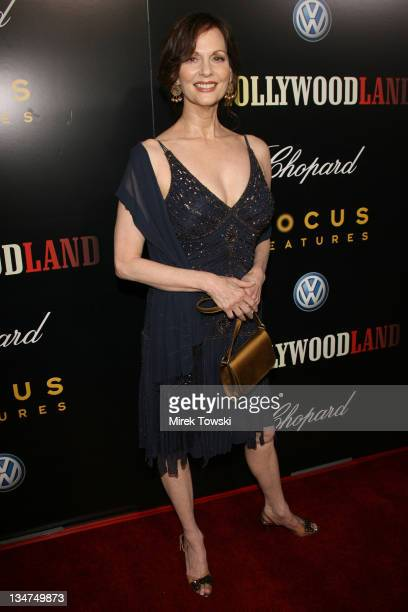 Lesley Ann Warren during Hollywoodland Los Angeles Premiere Arrivals at Academy of Motion Picture Arts and Sciences in Hollywood California United...