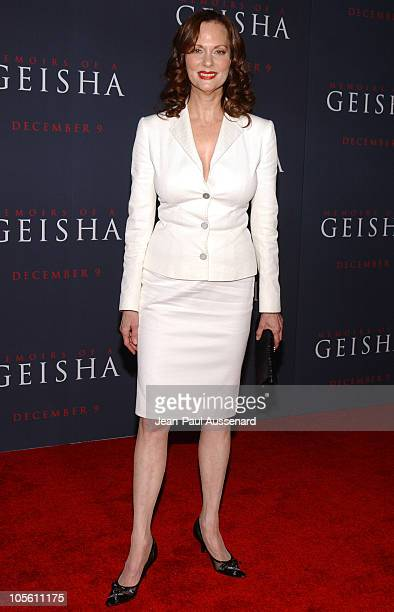 Lesley Ann Warren during Memoirs of a Geisha Los Angeles Premiere Arrivals at Kodak Theatre in Hollywood California United States