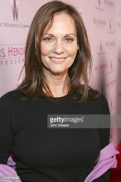 Lesley Ann Warren during Mrs Henderson Presents Los Angeles Premiere and After Party in Los Angeles California United States