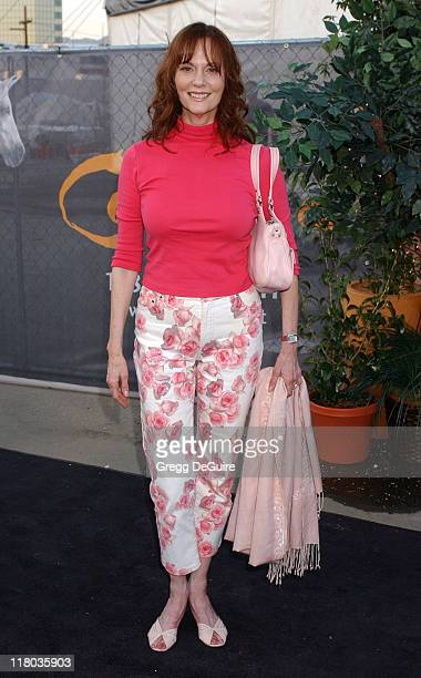 """Lesley Ann Warren during Opening Night of """"Cavalia"""" - Arrivals at Big Top in Glendale in Glendale, California, United States."""