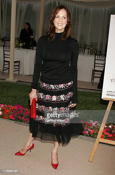 Lesley Ann Warren during 'The Comeback' HBO Los Angeles Premiere Arrivals at Paramount Theater in Hollywood California United States