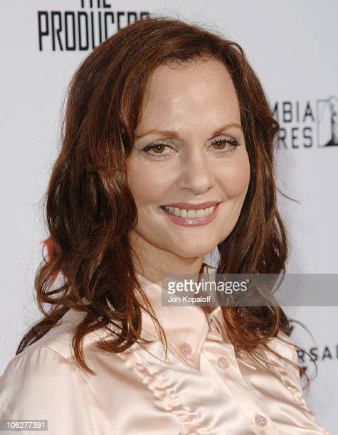 Lesley Ann Warren during The Producers Los Angeles Premiere Arrivals at Westfield Century City AMC Theaters in Century City California United States