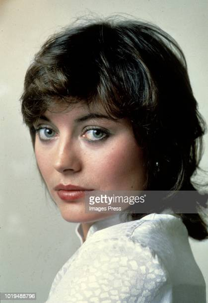 Lesley Anne Down circa 1979 in New York