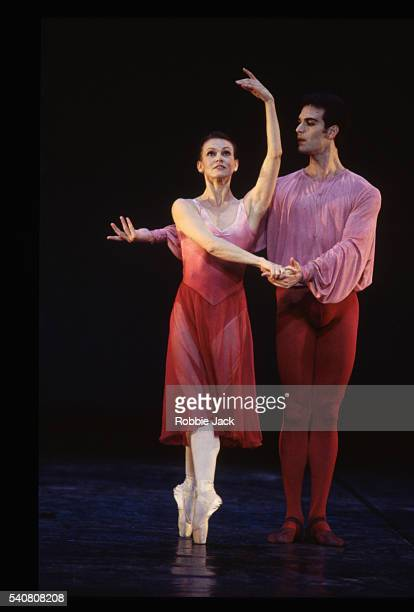 Lesley Collier and Paul Chalmer in Two Dances