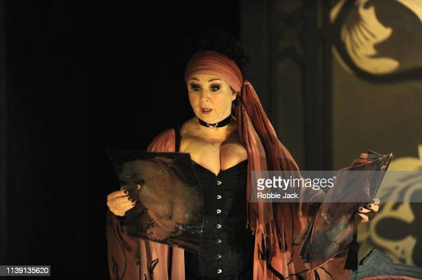 Lesley Garrett as Catherine Eddowes in English National Opera's production of Iain Bell's Jack The RipperWomen Of Whitechapel directed by Daniel...
