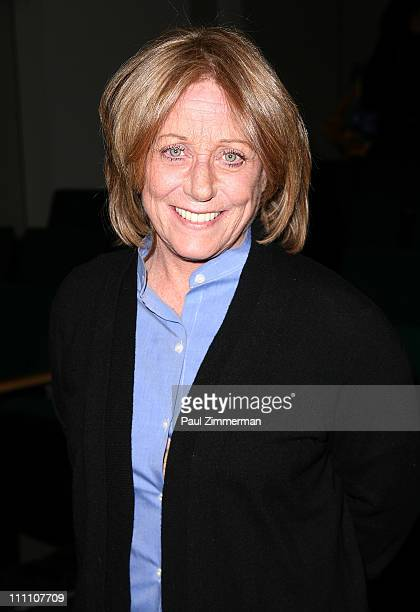 Lesley Gore attends the Music Management Seminar at William Paterson University on March 29 2011 in Wayne New Jersey