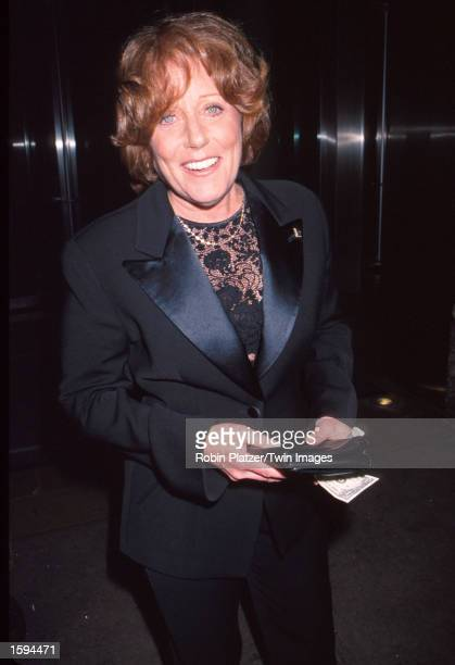 Lesley Gore attends the Seventh Annual Red Ball February 14 2001 in New York City