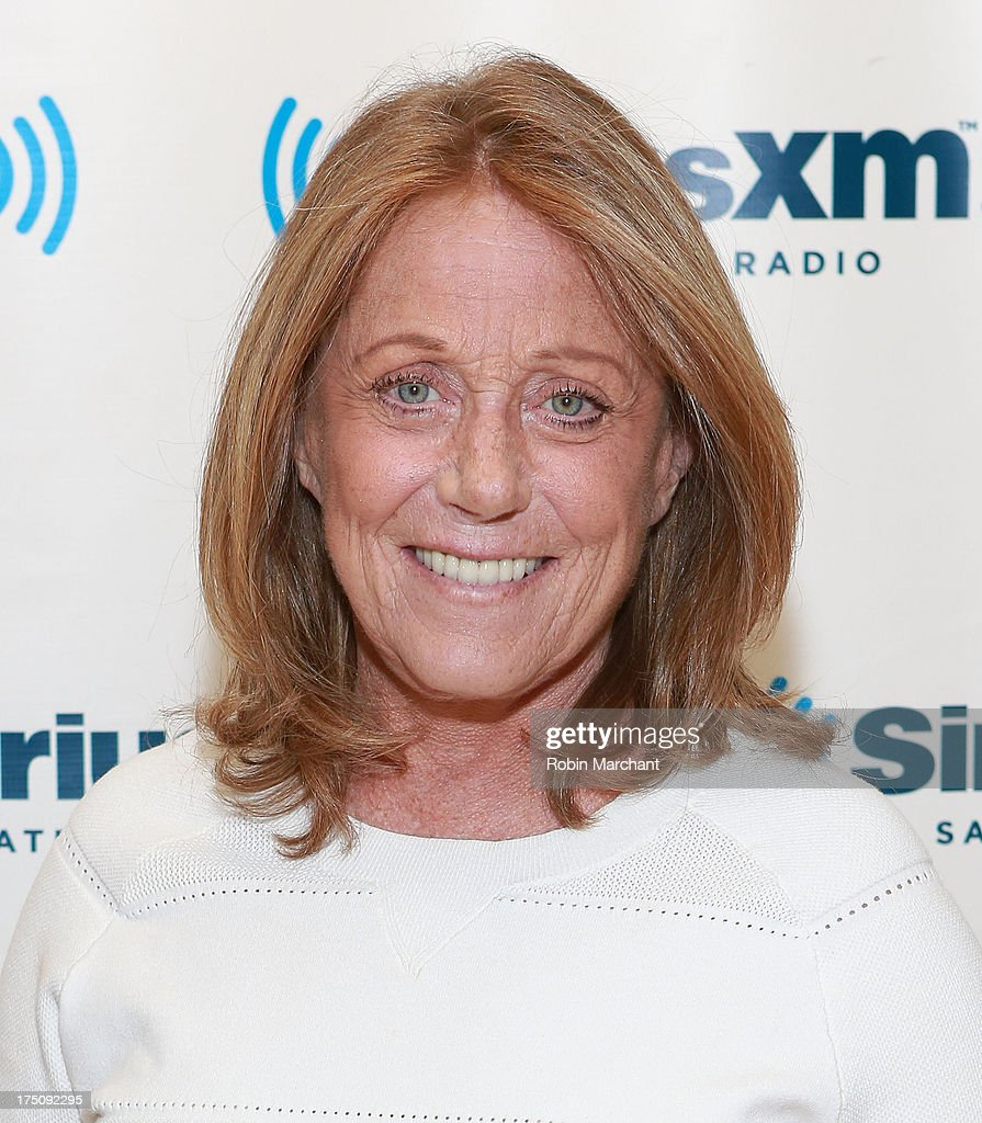 Lesley Gore visits at SiriusXM Studios on July 31, 2013 in New York City.
