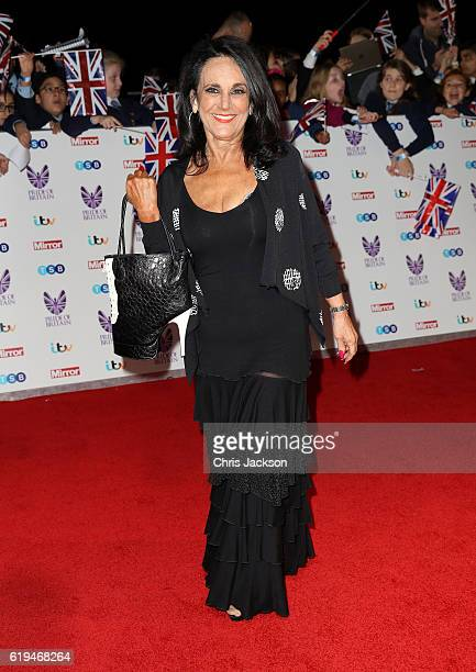 Lesley Joseph attends the Pride Of Britain awards at the Grosvenor House Hotel on October 31, 2016 in London, England.