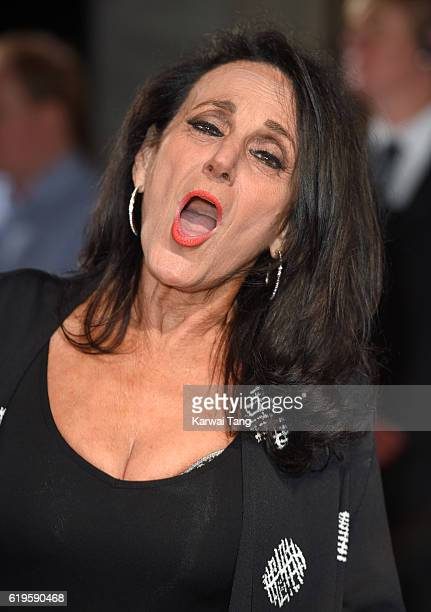 Lesley Joseph attends the Pride Of Britain Awards at The Grosvenor House Hotel on October 31 2016 in London England
