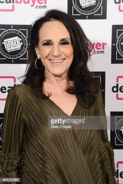 Lesley Joseph attends the TRIC Awards 2017 at The Grosvenor House Hotel on March 14 2017 in London England