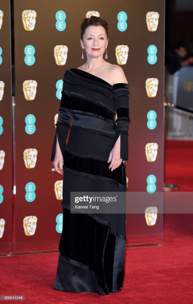 EE British Academy Film Awards - Red Carpet Arrivals : News Photo